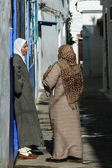 Women in the Medina (Laurie_T) Tags: asilah