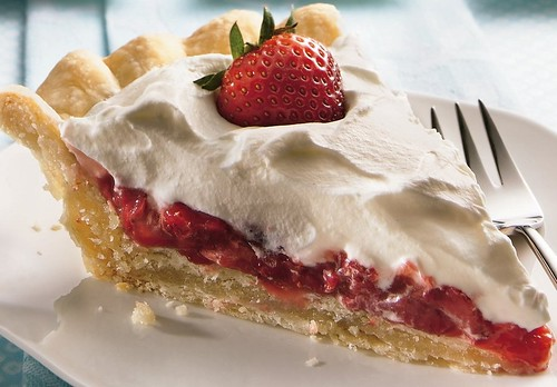 Stuffed-Crust Strawberry Cream Pie Recipe by Pillsbury.com