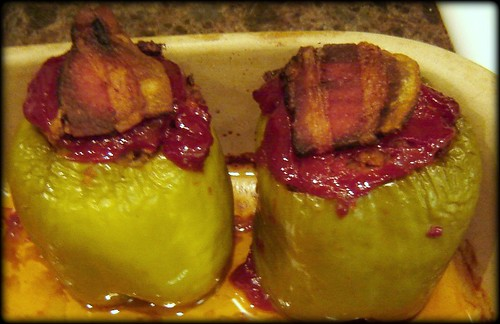 Suzanne's Stuffed Peppers
