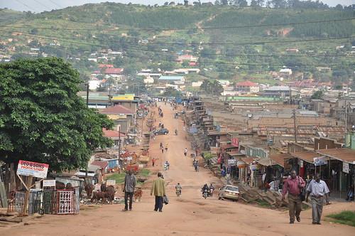 Town of Mubende: Uganda