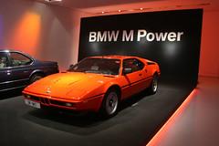 M-Serie M1 - BMW Museum