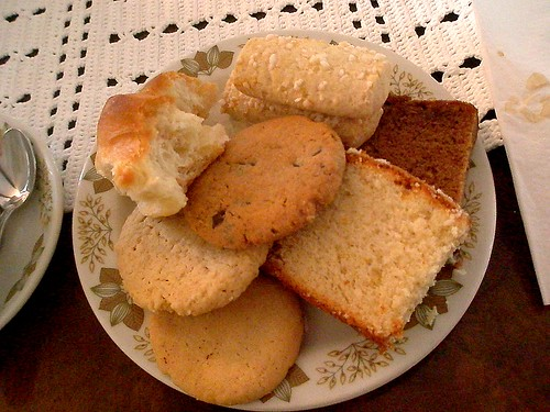 sju sorters kakor