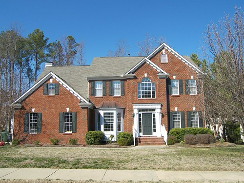 Beautiful Transitional Home in Riggsbee Farm