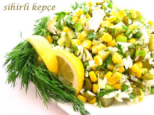 mısır-salatası