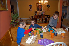 Coloring Eggs 2