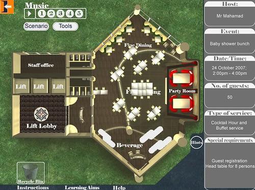 Floor Plan by Yeung Kin Chung, Kenji (07230238D)