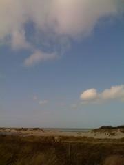 De zee en blauwe lucht (Markies) Tags: familie ouders fietsen veere