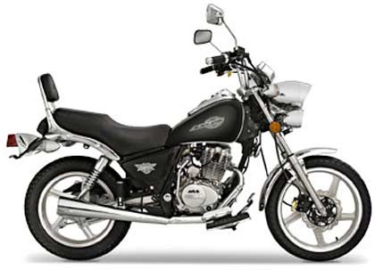 MVK BlackStar 150