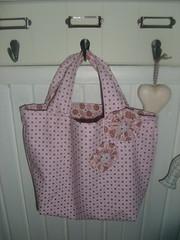 Tilda Bag Swap Received