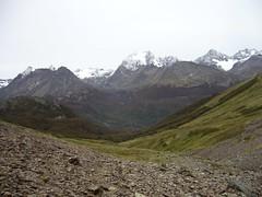 Ushuaia - trek - paso de la oveja - vallee