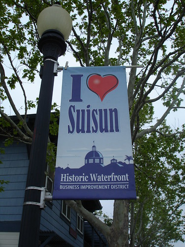 Welcome to Suisun City