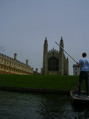 College Cathedral (mikecogh) Tags: college church river spires punter cathdral cambridgeuk