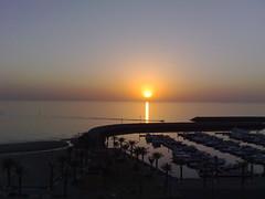 15042007081 (YnY _) Tags: شمس منظر بحر الكوت يخوت يال