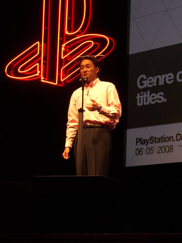 PlayStation Day: Kaz Hirai
