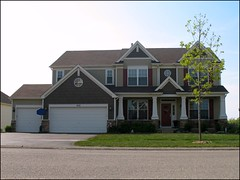 House (.michael.newman.) Tags: house home illinois suburbia suburb residence antioch mcmansion
