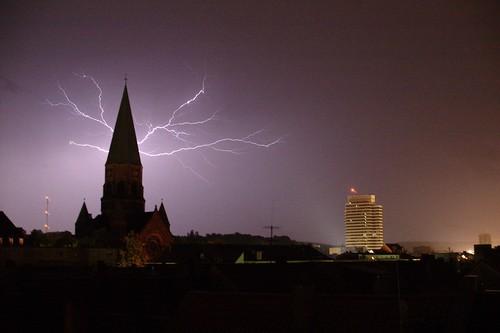 Lightning in Kaiserslautern II