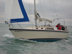 Overture 2007, Our ASI Level 2 keelboat program
