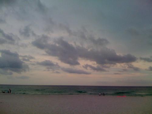 Last Night on the Beach