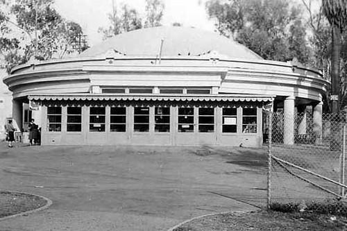 Lincoln Park Carousel, 1949