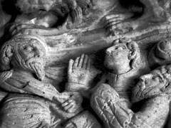 Daniele nella fossa dei leoni (l.traube) Tags: italy sculpture church italia arte daniel leoni medieval chiesa master tuscany lions marble maestro toscana romanesque medievale daniele medioevo romanico middleage scultura marmo cabestany abigfave