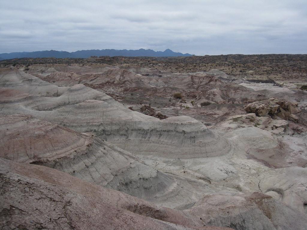 Fotos del Valle de La Luna ( San Juan )