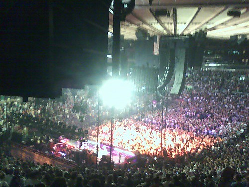 Live from MSG . . . Pearl Jam!