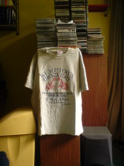 Unfolded Shirt