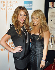 haylie duff and hillary duff