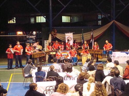 Inauguración- 6. Festival Internacional de Matemática, Palmares, Costa Rica