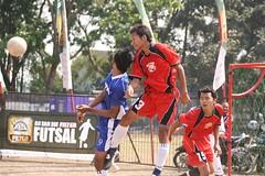 Futsal di Ultah Paserbumi 2008