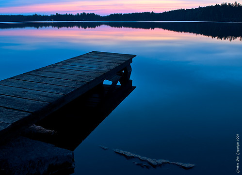 Peacefulness of the Finnish summer night | Flickr - Photo Sharing!