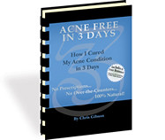 Acne Cure by m.anire