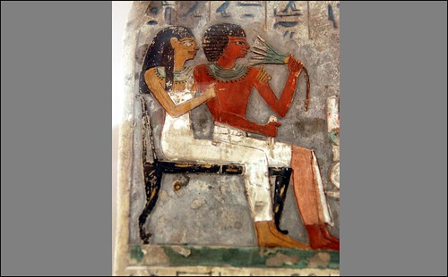 2008_0610_160835AA Egyptian Museum, Turin por Hans Ollermann.