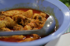 chicken curry debal (by mintyfreshflavor)