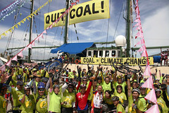 Ship Tour Day 2: Cycling Against Climate Change