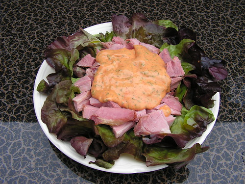 salade van haxe