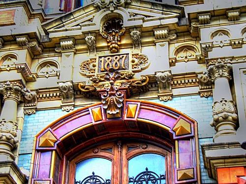 BA 14 - Palacio de Aguas closeup
