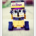Wall-E loves T-Max film too! by Tasha || As The Picture Fades
