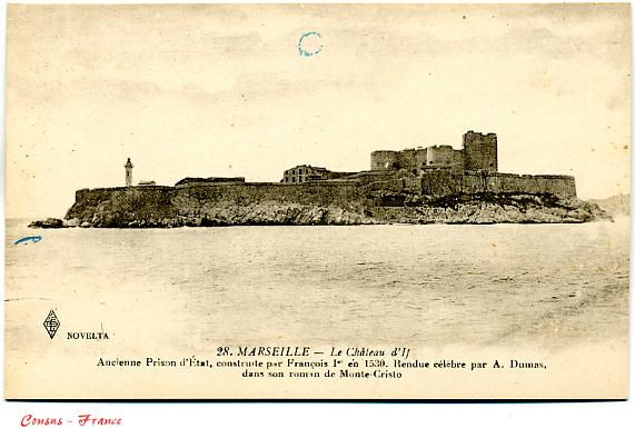 Le château d'If - Marseille