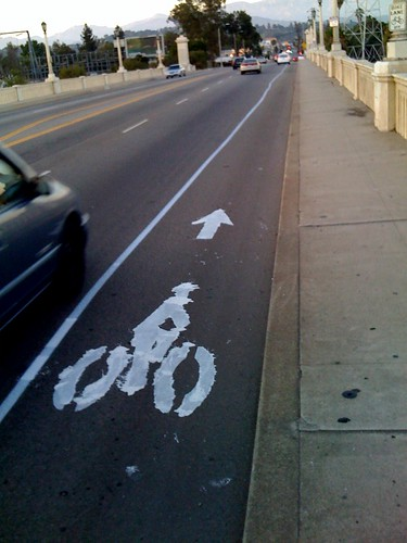 Fletcher bridge bike path