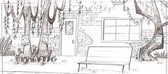 My Gym Partners A Monkey (jimworthy) Tags: art illustration artwork cartoon animation cartoonnetwork mygympartnersamonkey