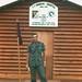 """Big John"" on his Last day - Sp-4 Raymond A Johnson from Florida - 1967"