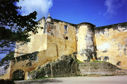 The history of mambassa