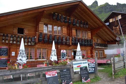 Schiltalp小屋&レストラン