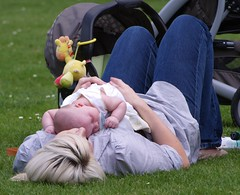 Lazing on a sunny Afternoon (Jackie Abbott) Tags: york summer copyright love motherandchild motherlove inspiredbylove anawesomeshot deanspark spicejam jackiefoubister copyrightjackieabbott