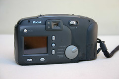 Kodak DC280 Zoom Digital Camera (zio Paolino) Tags: camera digital vintage zoom kodak cameras dc280