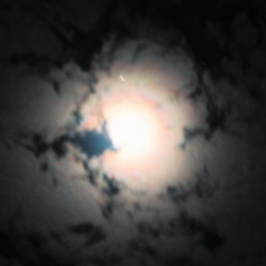 full women's moon (alight) Tags: woman moon clouds stars goddess august fullmoon cameo tonight aura redmoon alight thirdeye choctaw augustmoon sturgeonmoon grainmoon greencornmoon womensmoon dogdaysmoon ≈o≈ formyhearttribeyou