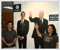 A Presidential Fathead is the DIFF!