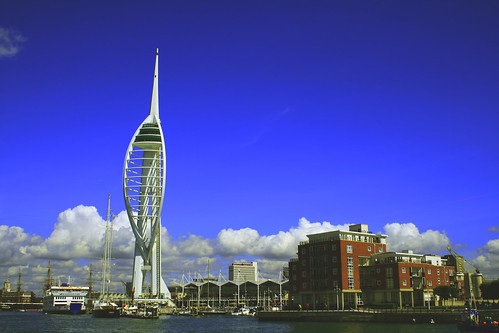 Spinnaker tower (Portsmouth) por coloretes.