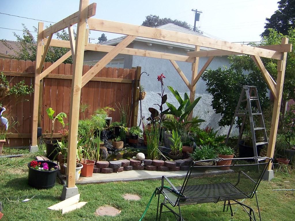 Framework for shade cover